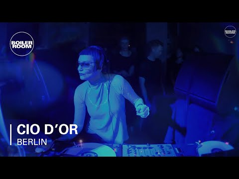 Cio D'Or Boiler Room Berlin DJ Set
