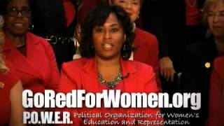 Indiana General Assembly Go Red for Women PSA