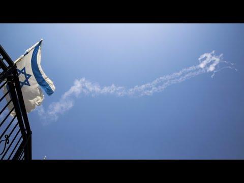 Israel wehrt Rakete über Golanhöhen ab
