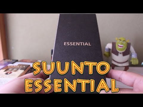 【時計】suuntoのEssentiialを買ってみた!【レビュー】