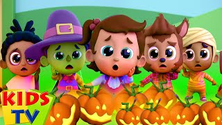Who Took The Candy | Halloween Songs for Babies | Spooky Cartoon Music Kids Tv who took the goodies