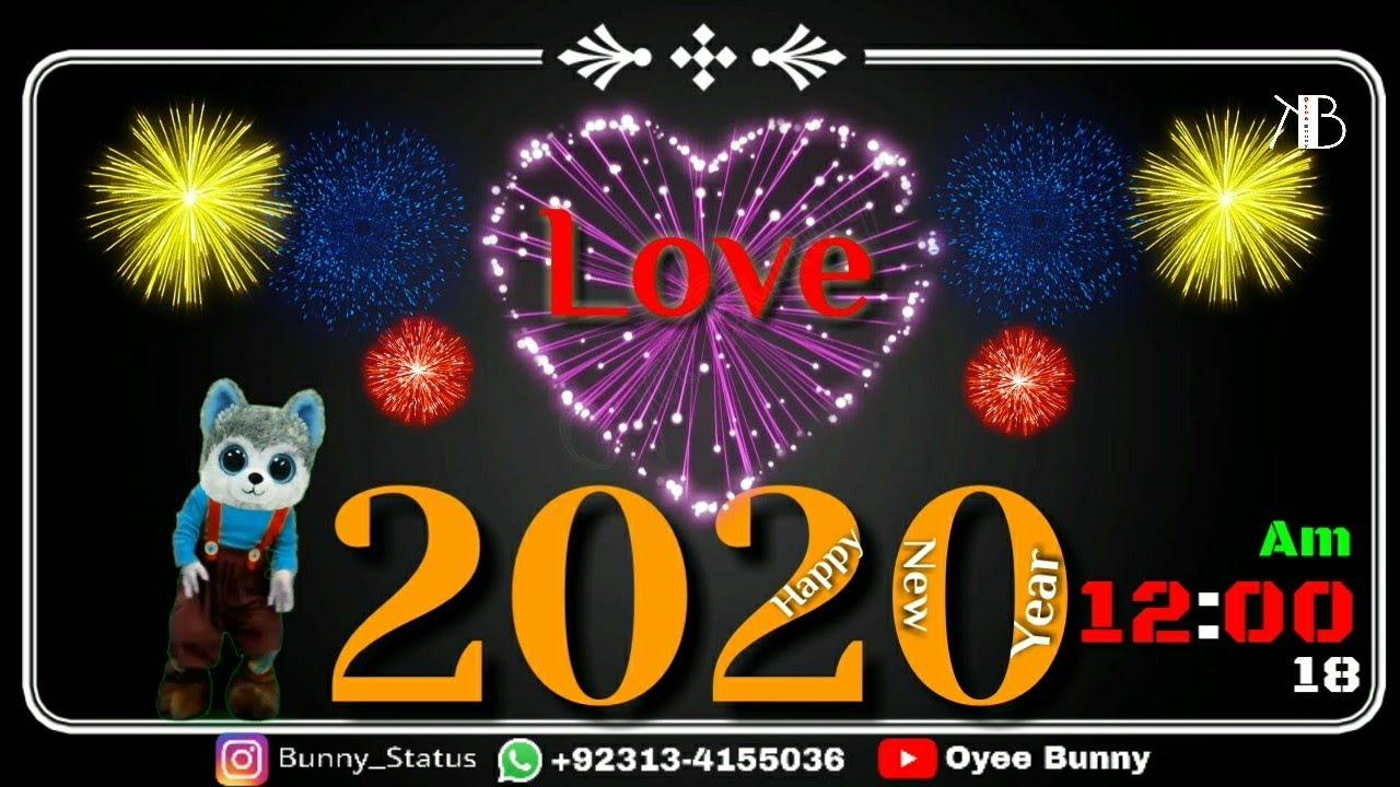 Happy New Year 2020 WhatsApp status   Happy New year 2020 ...