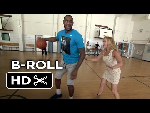 Trainwreck B-ROLL (2015) - Amy Schumer, Lebron James Comedy HD