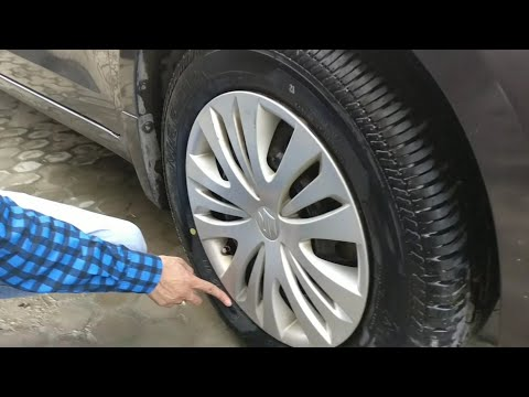 Ertiga Tyre upgrade to MRF 195/65/15 with advantages & error