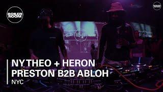 Baixar NY Theo + Heron Preston b2b Abloh Ray-Ban x Boiler Room 015 DJ Set