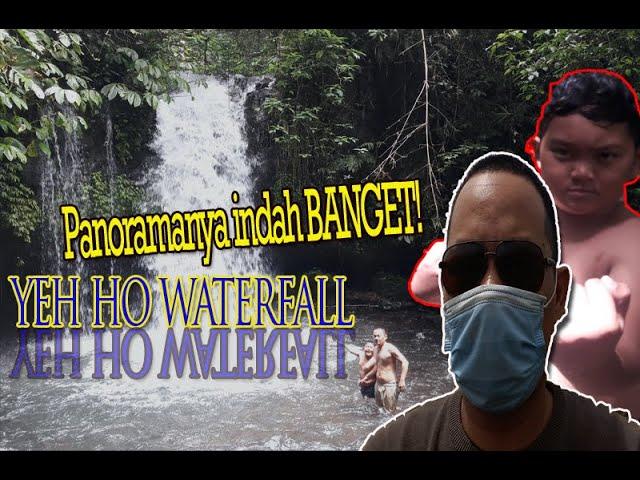 Air Terjun Cantik Yeh Hoo di Kawasan Jatiluwih Tabanan Bali - Panoramanya indah banget!