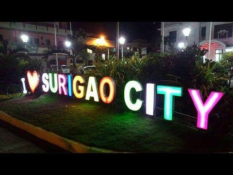 Explore Surigao City Philippines
