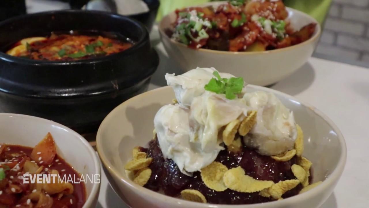 Nyobain Makanan Korea Youtube