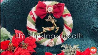 DIY 크리스마스 리스:  비싸지 않은 재료로 나만의…