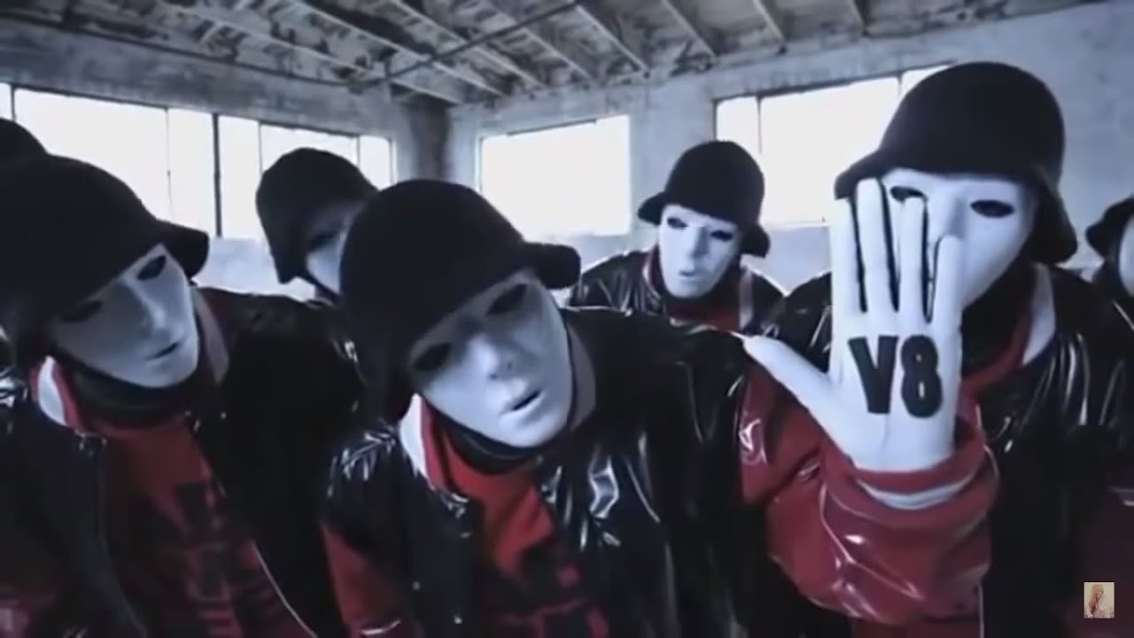 Jabbawockeez | Best Dance Of The World - YouTube
