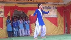 8 Parche song Dance baby School in function