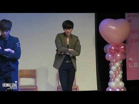 150315 뉴이스트 3주년 팬미팅 - FACE Sexy(?) Ren Ver.