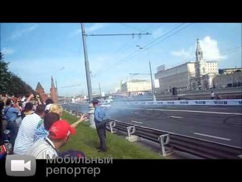 Видео Формулы-1 в Москве