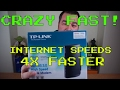 TP LINK High Speed Cable Modem