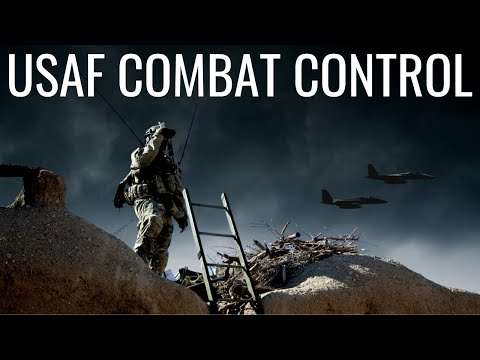 USAF Combat Control Training, Pipeline and Overcoming Fear with Special Guest, CCT Renaldo Miller
