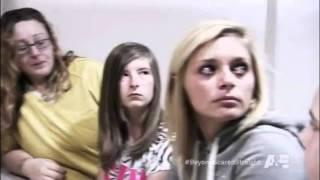 Kristin Cheerleader Meets Inmates - Beyond Scared Straight thumbnail