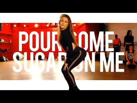 Def Leppard - Pour Some Sugar On Me | Choreography With Aisha Francis
