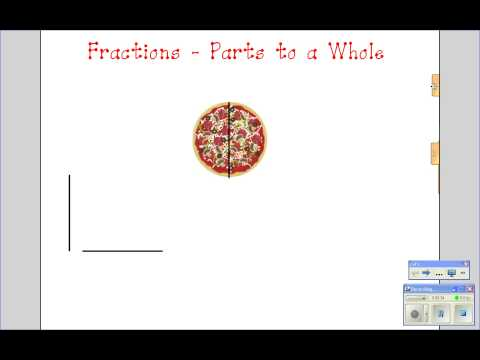 2nd Grade Fraction Lesson - YouTube