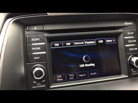 Mazda6 infotainment center update before/after