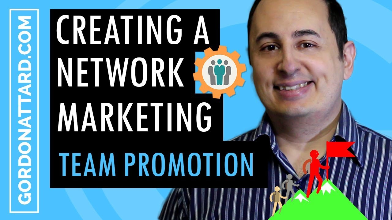 Creating A Network Marketing Team Promotion