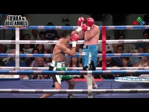 Mauro Godoy  vs  Luque Catillo