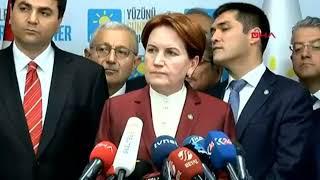 Meral Akşener Seçim Sonucu ve Gündemi Değerlendirdi - 26 Haziran 2018