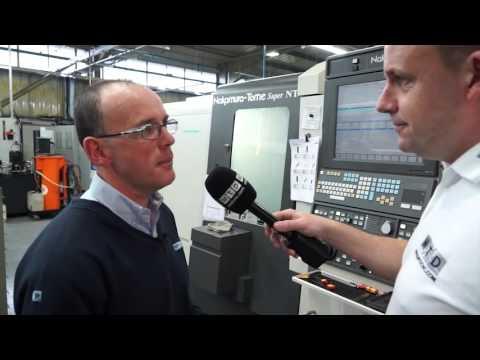 Nakamura Super NTY3 installation at DP Engineering