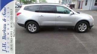 2010 Chevrolet Traverse Cedarville IL Rockford, IL #6AJ251725