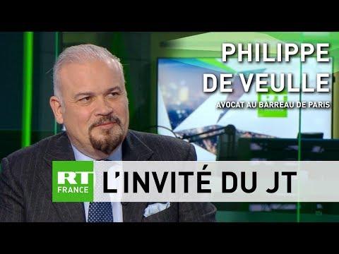 Pas de «répression» des autorités contre les Gilets jaunes, selon Emmanuel Macron