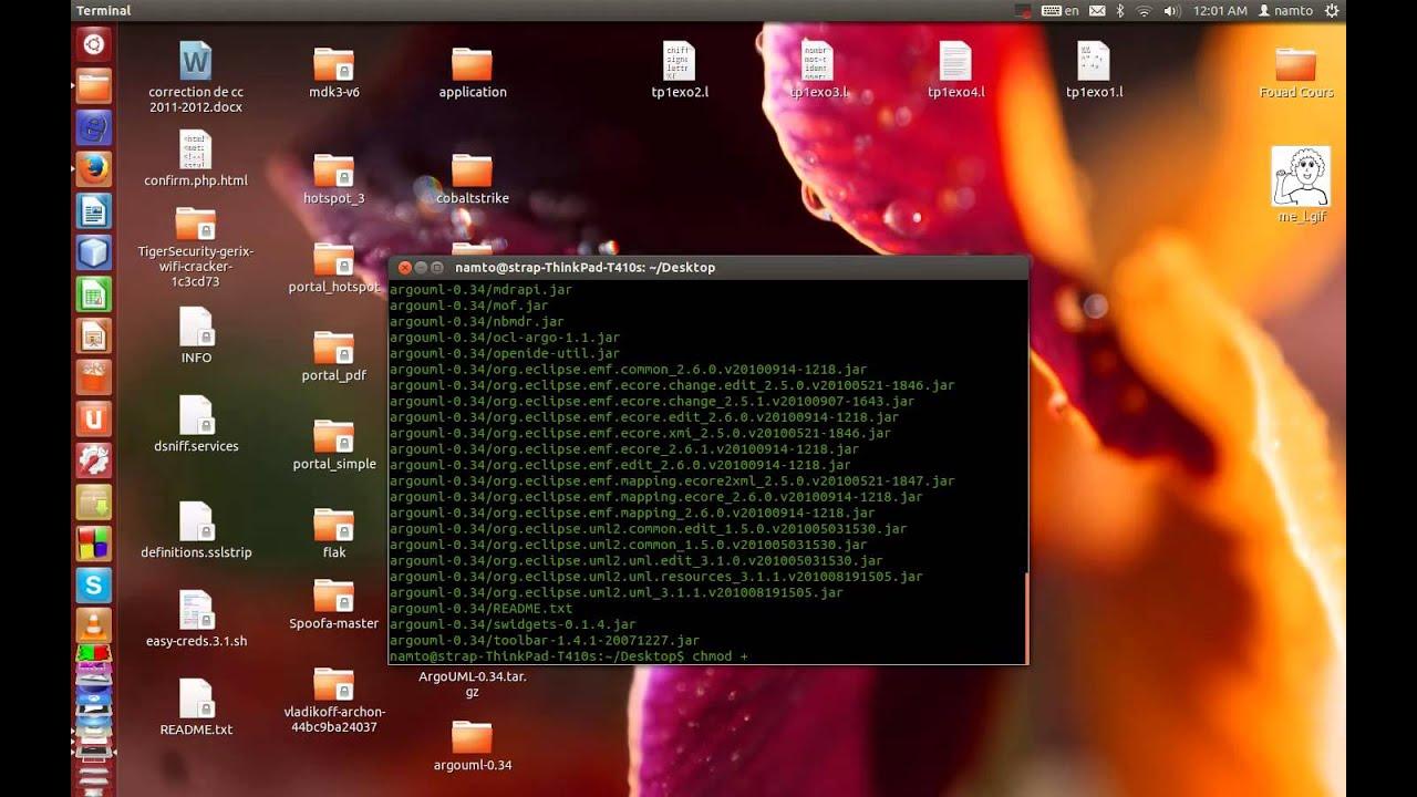 argouml ubuntu