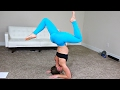 Awesome Yoga Workout + Ab Toning