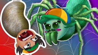 ROBLOX SPIDER vs GUAVS.. | Roblox | Spider