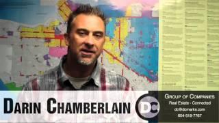 An invitation from Darin Chamberlain