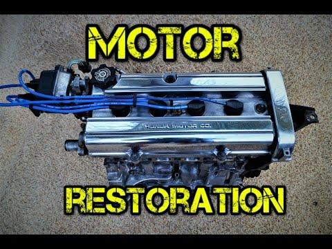 B20 motor restoration