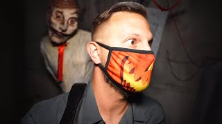 We Went To Central Florida's BEST Hometown Haunt! | Sir Henry's Haunted Trail!