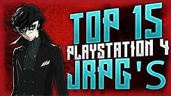 Top 15 PlayStation 4 JRPG Games | 2020