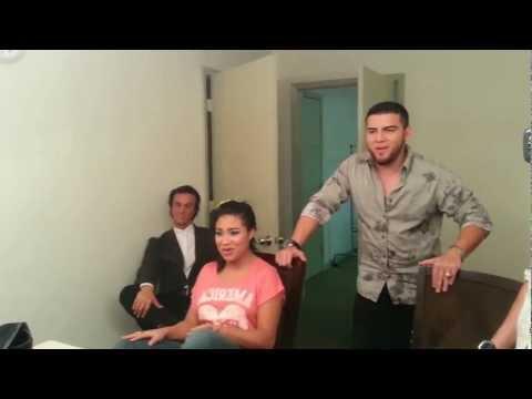 Alejandro Fernandez Cantando alabanzas con Gerardo Ortiz y Whitney Houston YOMELLAMO