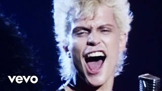 Watch Billy Idol To Be A Lover video
