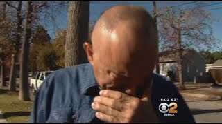 Repeat youtube video Paul Walker Father Cries while talking about death son car crash FUNERAL [REALLY SAD] R.I.P