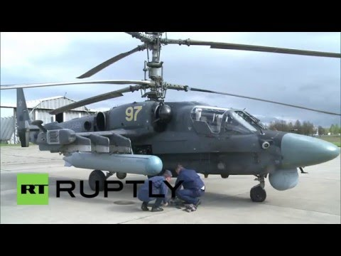 Russia: Air Force stages first V-Day 2016 rehearsal above Moscow
