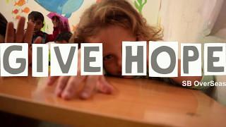 THE GIVE HOPE CAMPAIGN SAIDA CENTER