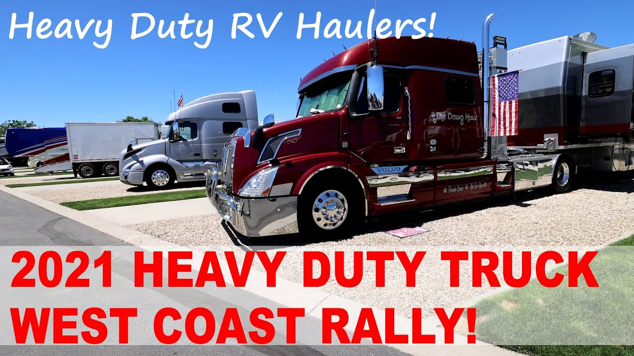 Download 2021 HDT West Coast Rally! 🌞 // HDT RV // Full Time RV Life