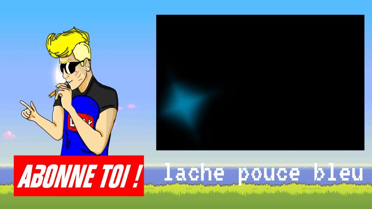 abonne toi lache un pouce bleu YouTube
