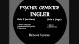 Laurent Hô aka Ingler - Lectune -  Reboot System(Psychik Genocide)