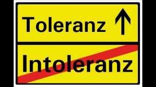 Schafft die Toleranz ab!