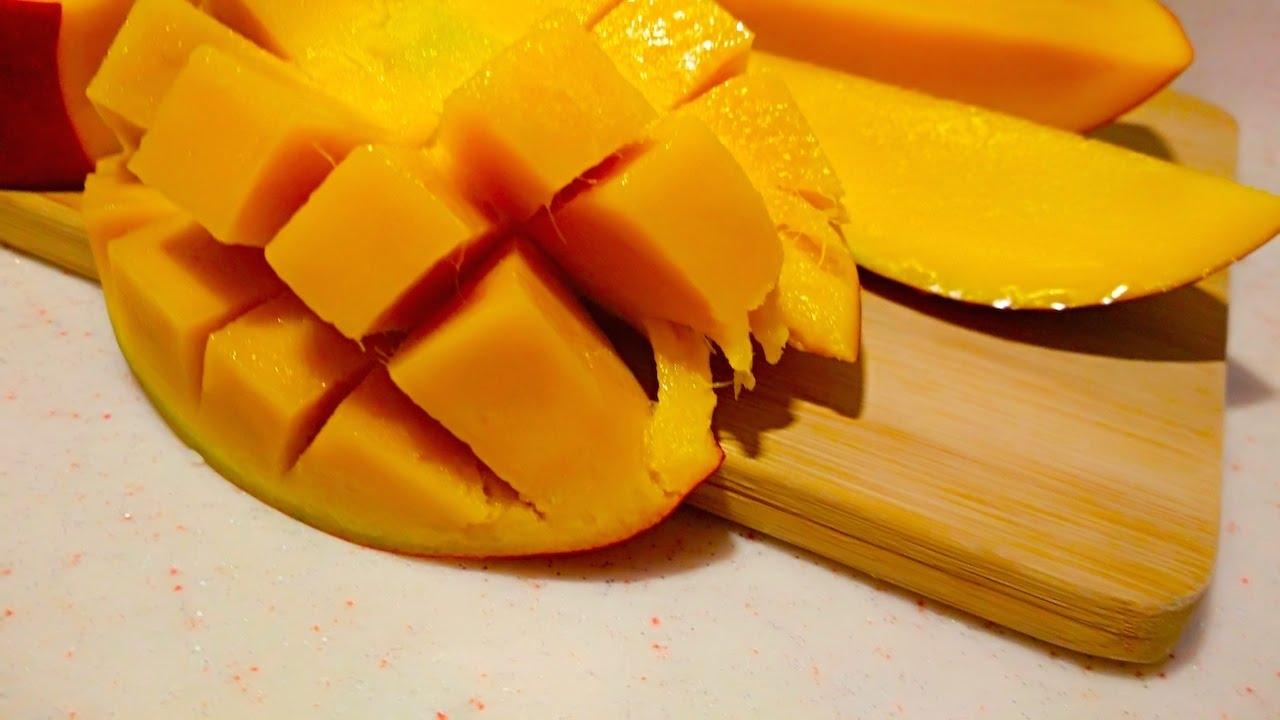 Mango Nasıl Yenir