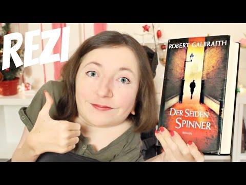 Der Seidenspinner YouTube Hörbuch Trailer auf Deutsch