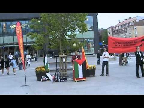 RKU Örebro - För ett fritt Palestina