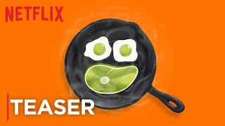 Green Eggs and Ham: Season 1 | Teaser [HD] | Netflix