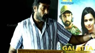 Vijay Sethupathy on Kadhal Solla Aasai Audio Launch